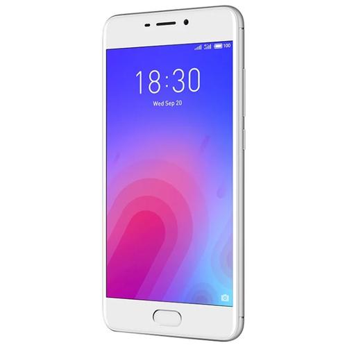 Телефон Meizu M6 16Gb Silver фото