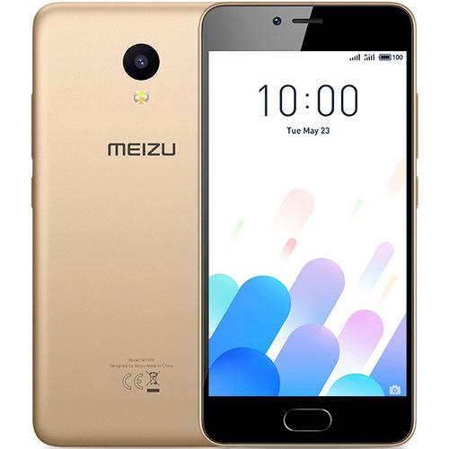 Телефон Meizu M5c 2/16Gb M710H Gold фото