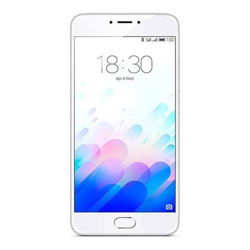 Телефон Meizu M3s Mini 16Gb Silver фото