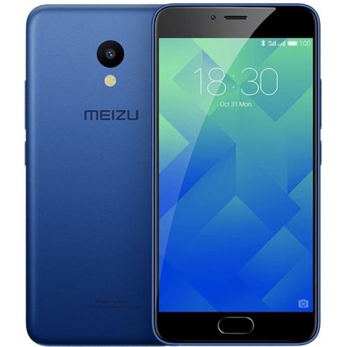 Телефон Meizu M5 16Gb Blue фото