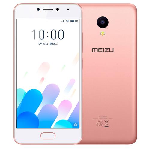 Телефон Meizu M5c 16Gb M710H Pink фото